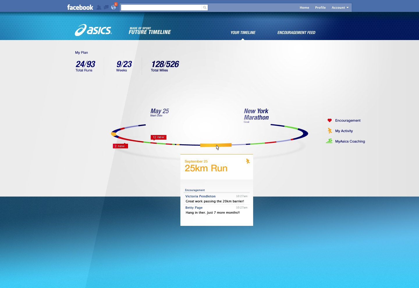 Asics — Made from Sport