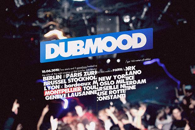 Dubmood — Badlands Tour 2010/11