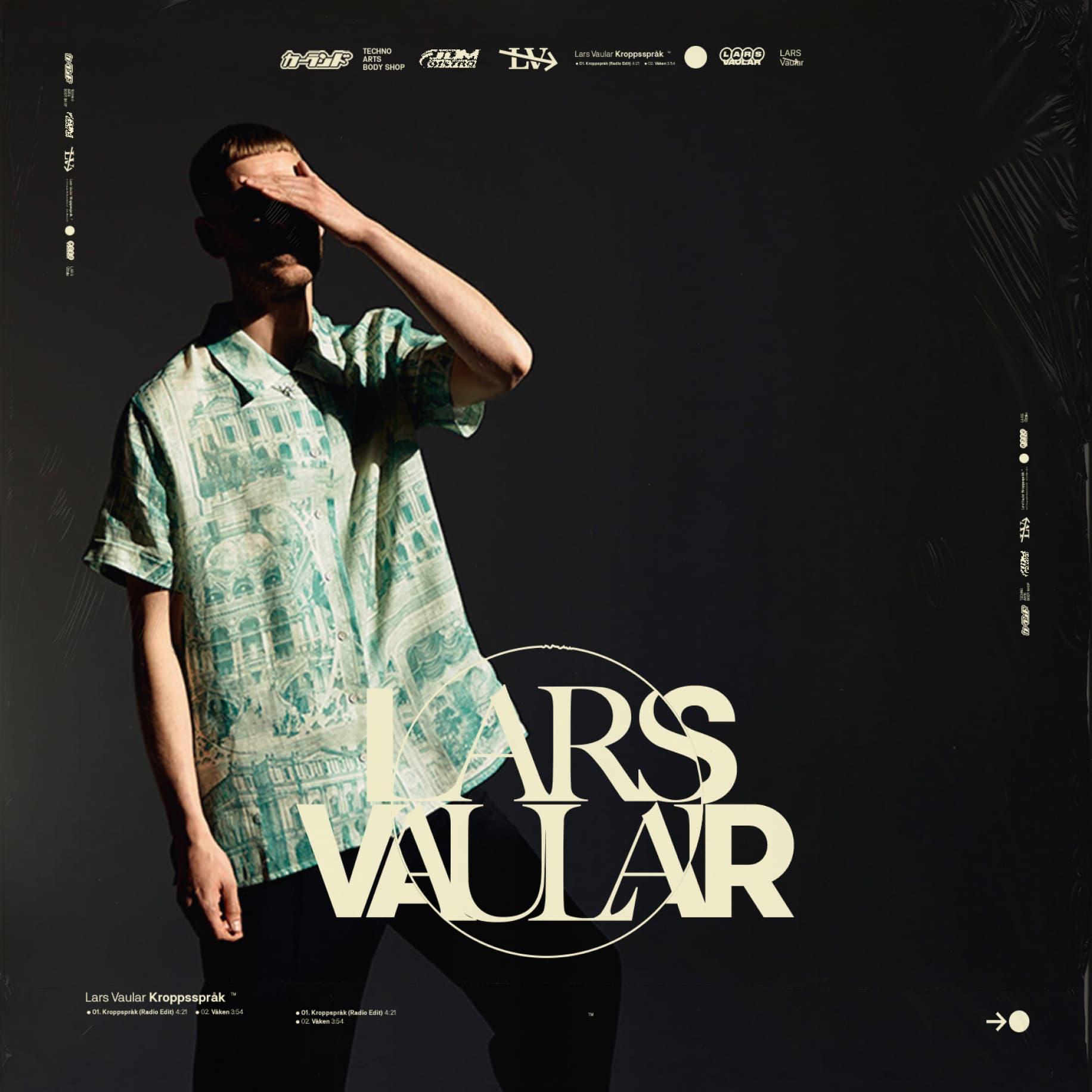Lars Vaular: Kroppspråk EP