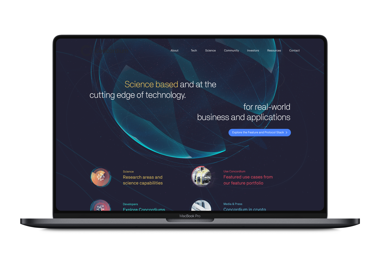 Concordium-Identity-Secondary-Web