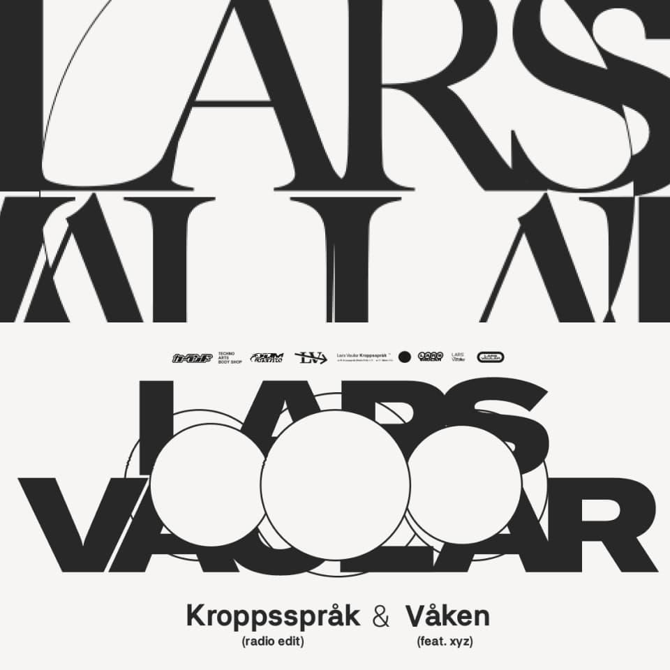 Lars Vaular: Visual Identity