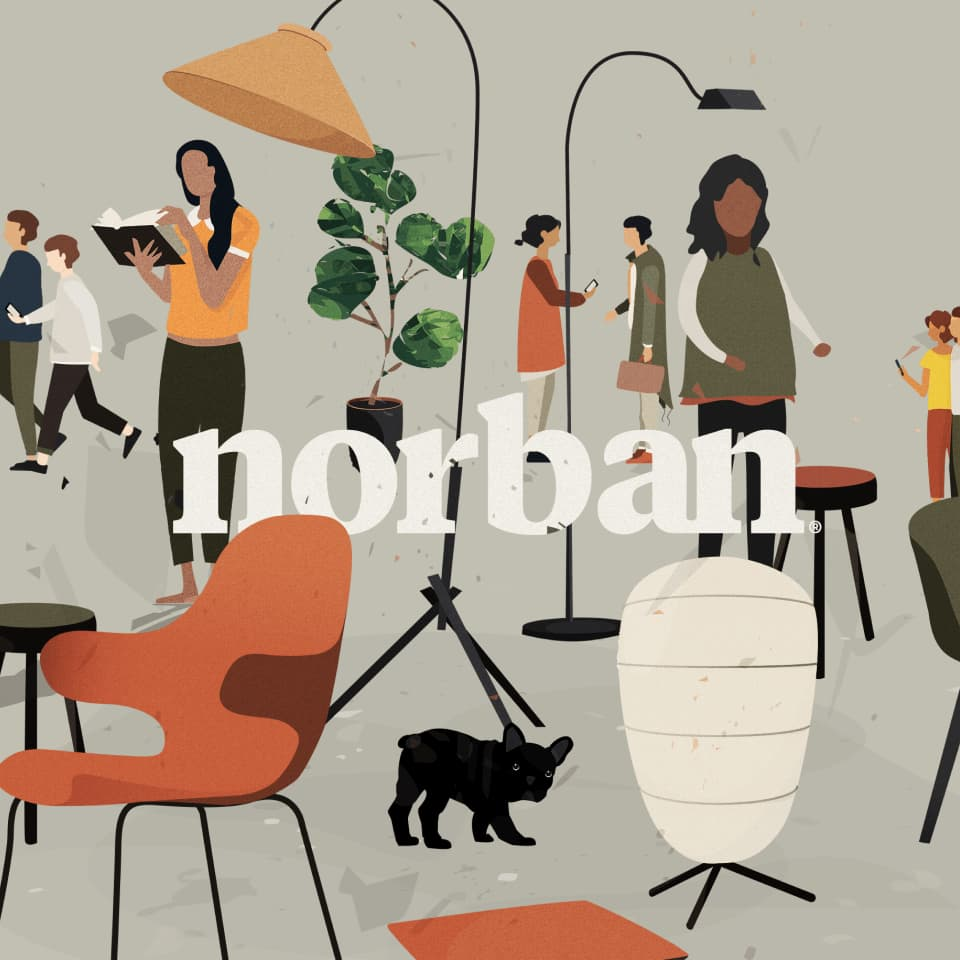 Norban: Illustrations